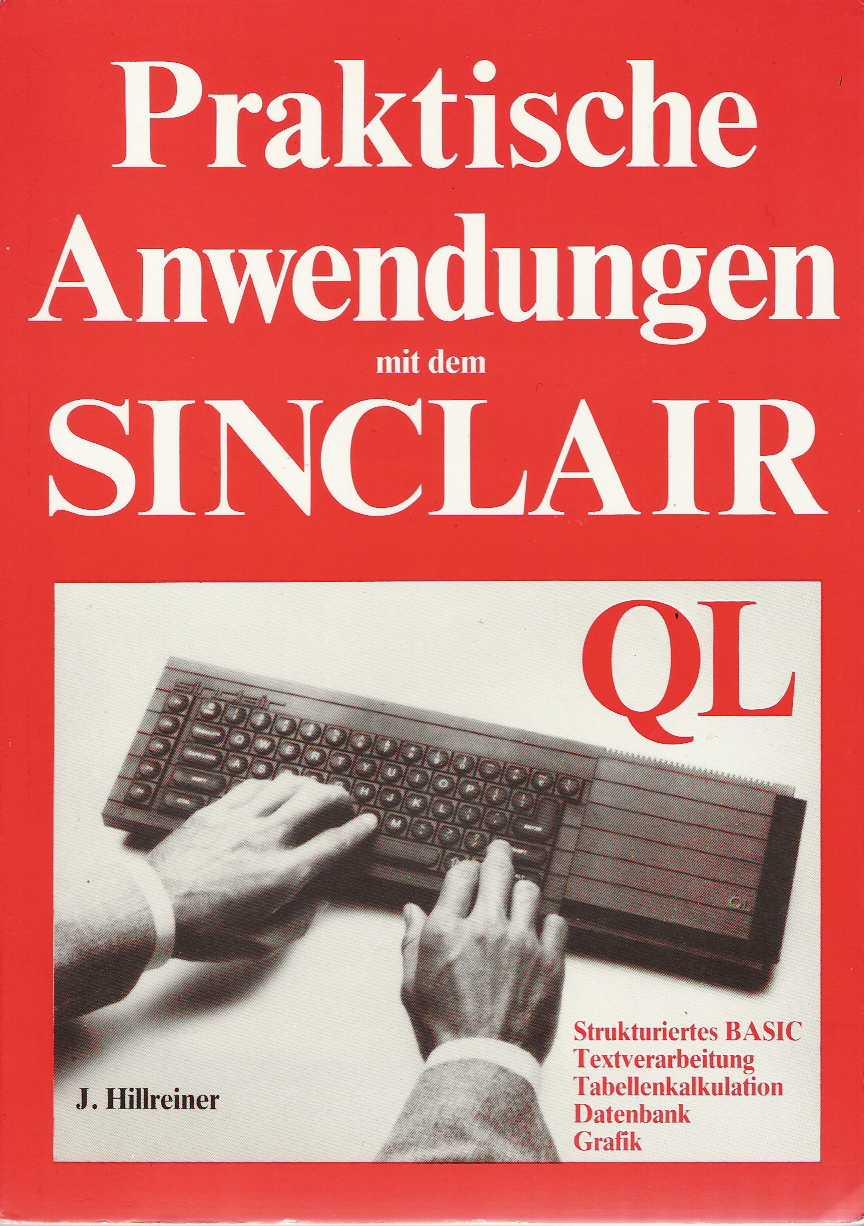 Praktische Anwendungen mit dem Sinclair QL screen