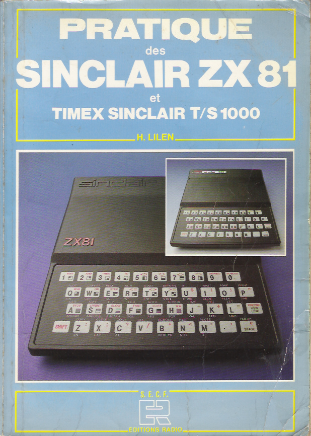 Pratique des Sinclair ZX 81 et Timex Sinclair T/S 1000 image, screenshot or loading screen