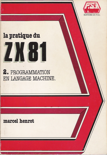La Pratique du ZX81 - Tome 2 image, screenshot or loading screen