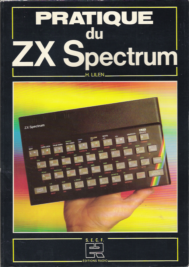 Pratique du ZX Spectrum image, screenshot or loading screen