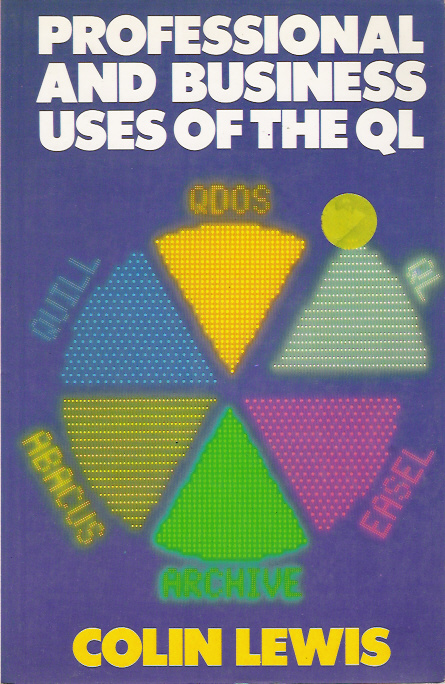 Professional and Business Uses of the QL screenshot