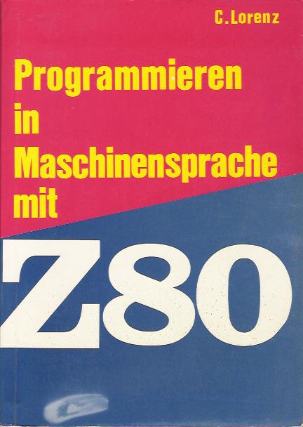 Programmieren in Maschinensprache mit Z80 screen