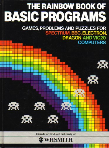 The Rainbow Book of BASIC Programs image, screenshot or loading screen