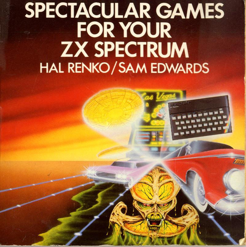 Spectacular Games for Your ZX Spectrum screen