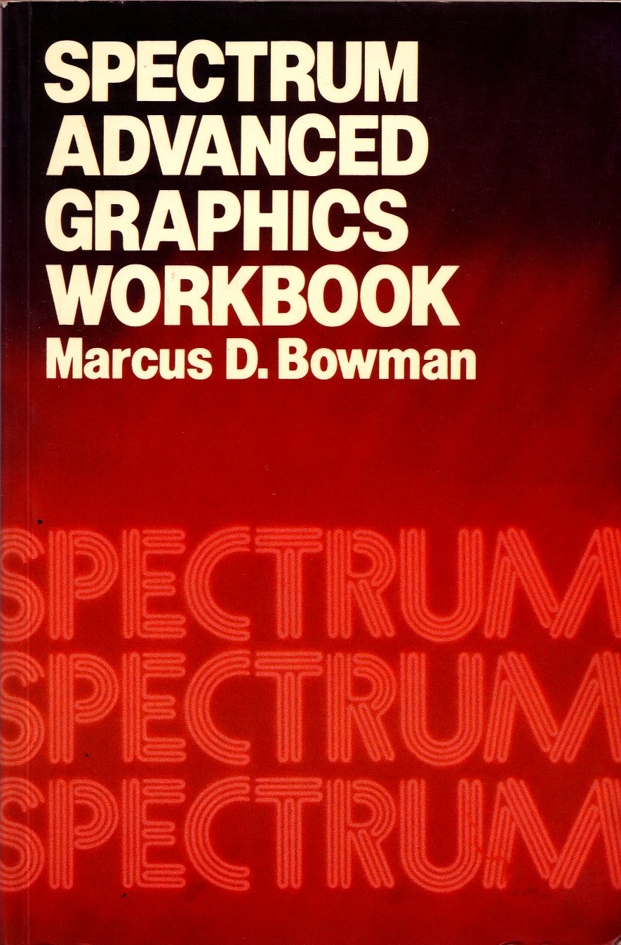 Spectrum Advanced Graphics Workbook screen