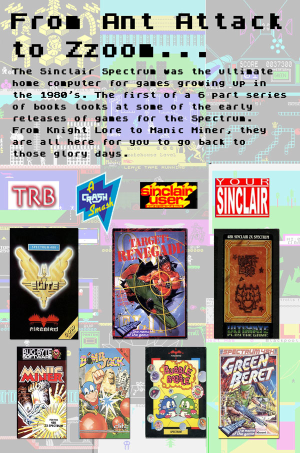 The Spectrum Games Bible 1982-1984 screen