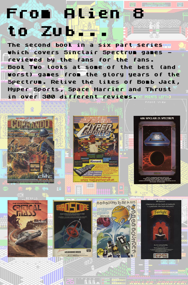 The Spectrum Games Bible 1985-1986 screen
