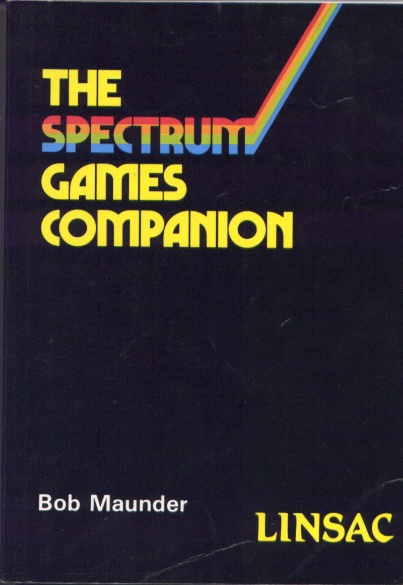 The Spectrum Games Companion image, screenshot or loading screen