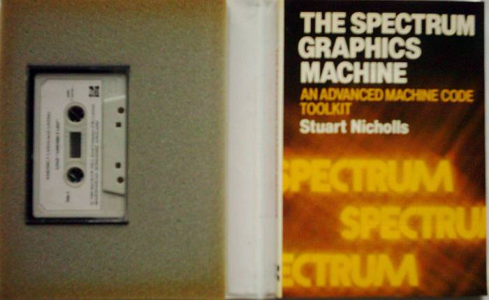 The Spectrum Graphics Machine screen