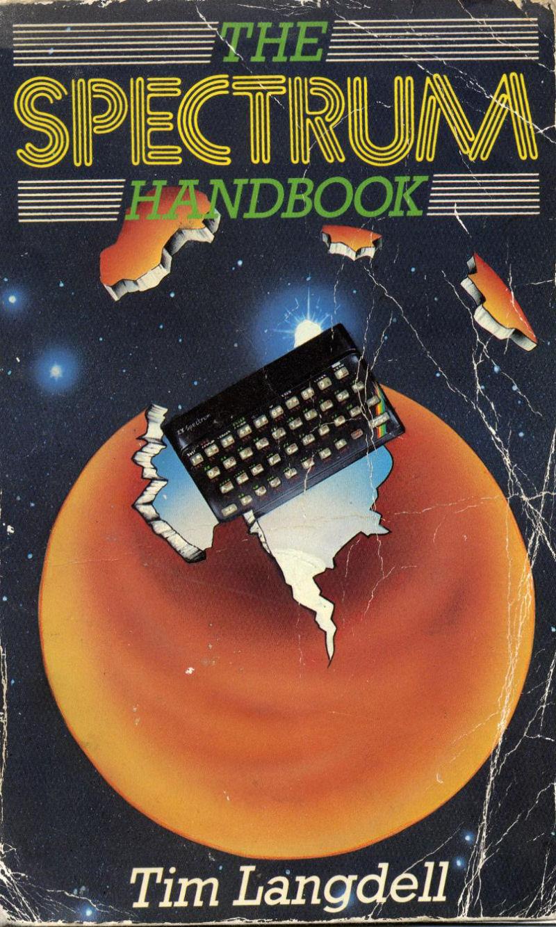 The Spectrum Handbook image, screenshot or loading screen