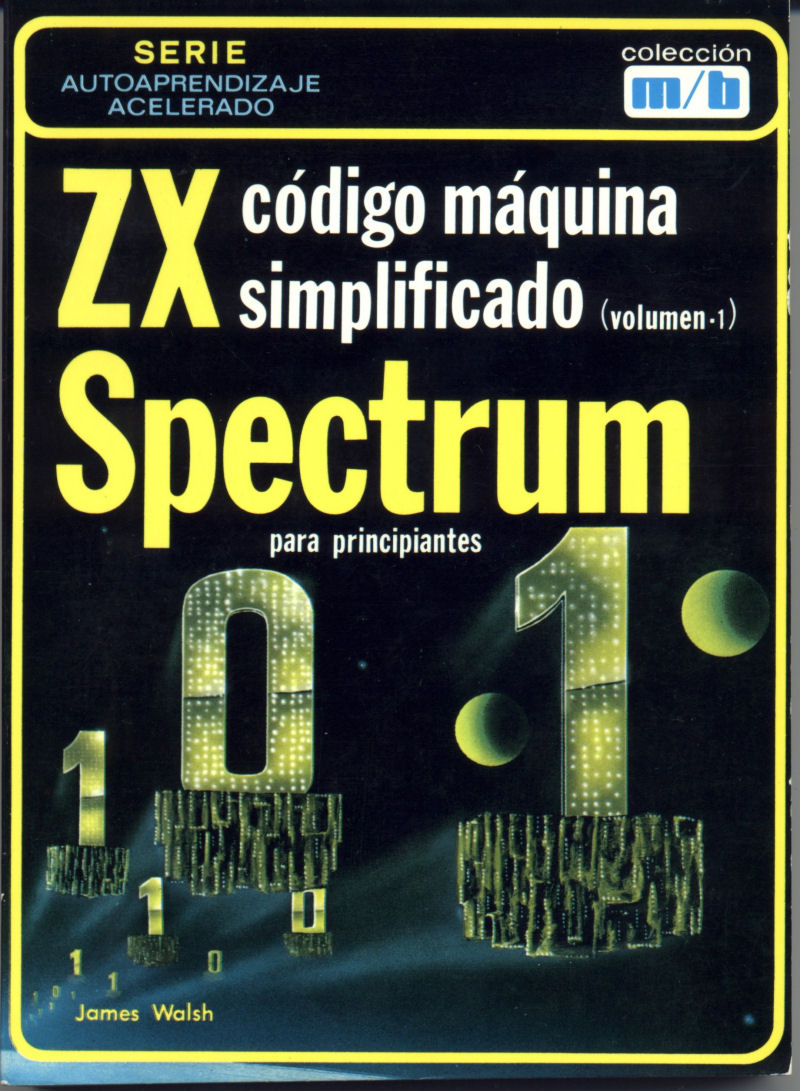 Spectrum Machine Code Made Easy Volume 1 screen