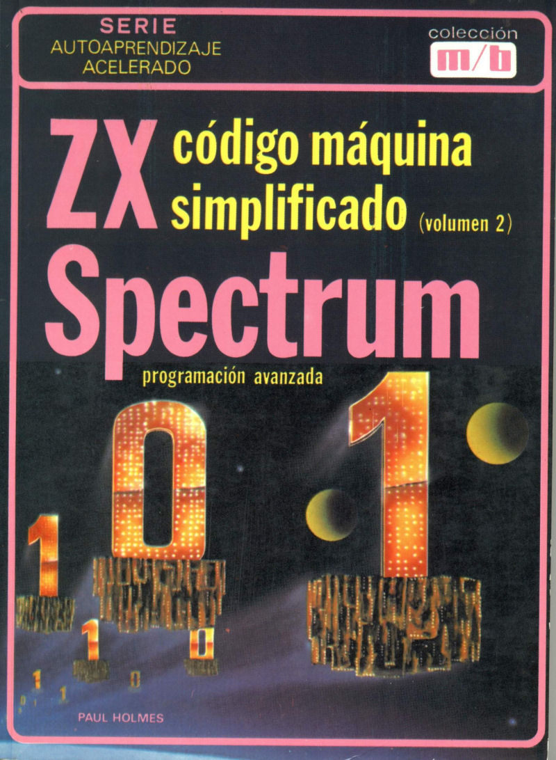 Spectrum Machine Code Made Easy Volume 2 screen
