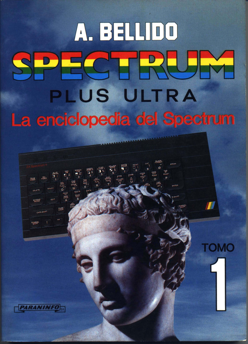 Spectrum Plus Ultra: La Enciclopedia del Spectrum Tomo 1 image, screenshot or loading screen