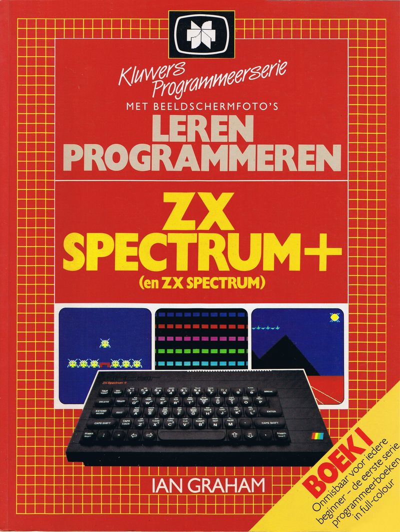 Step-by-Step Programming ZX Spectrum+ - Book One screen