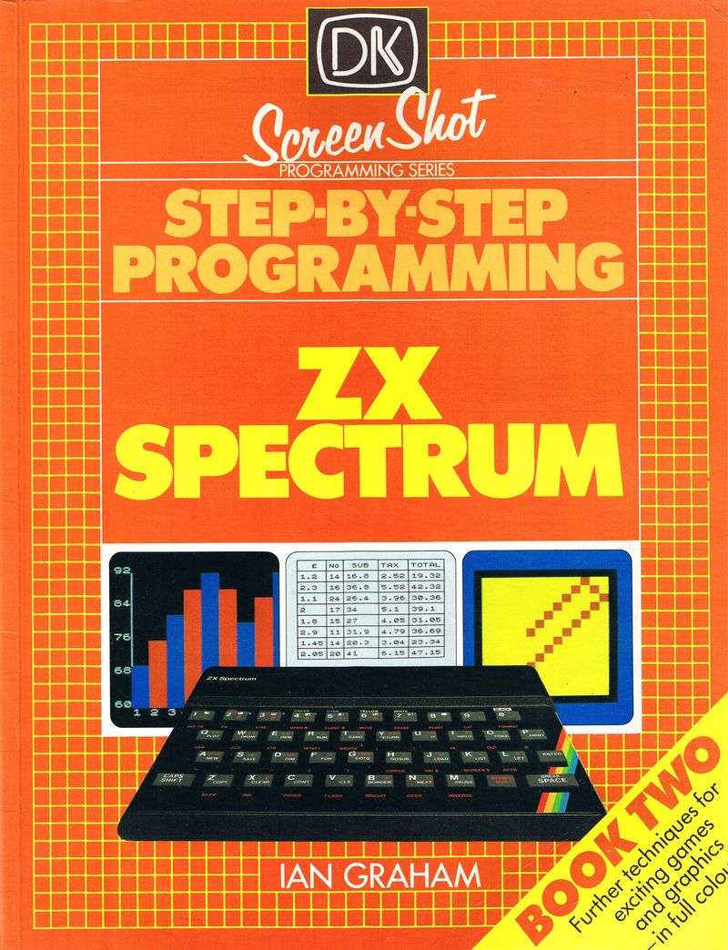 Step-by-Step Programming ZX Spectrum - Book Two screen
