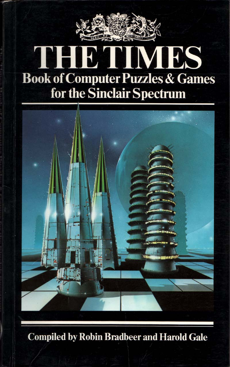 The Times Book of Computer Puzzles & Games image, screenshot or loading screen