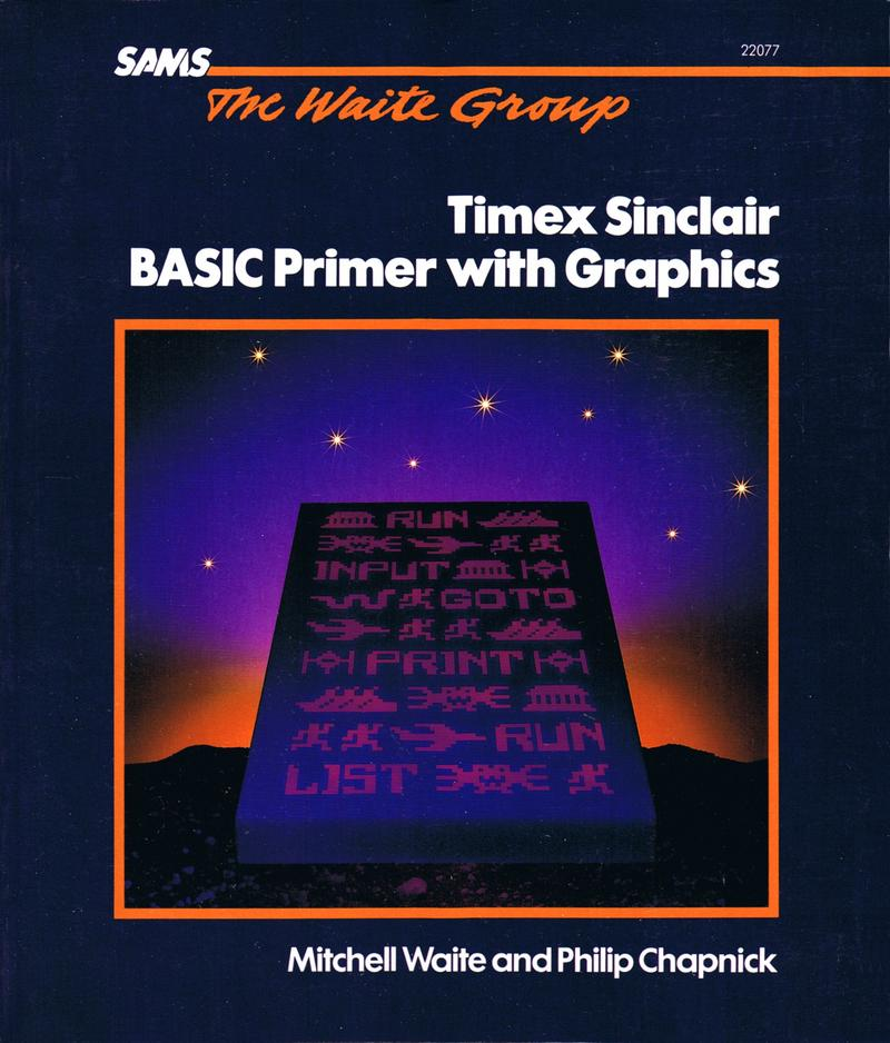 Timex Sinclair BASIC Primer with Graphics image, screenshot or loading screen