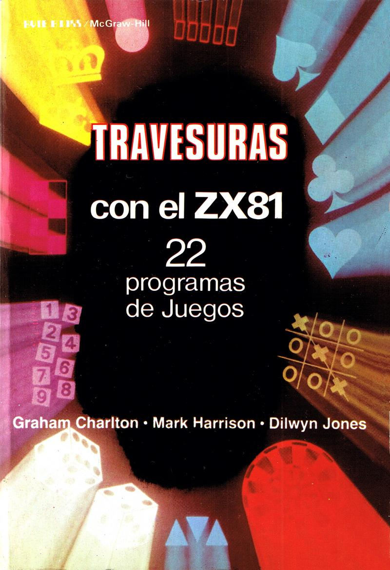 Travesuras con el ZX81 image, screenshot or loading screen