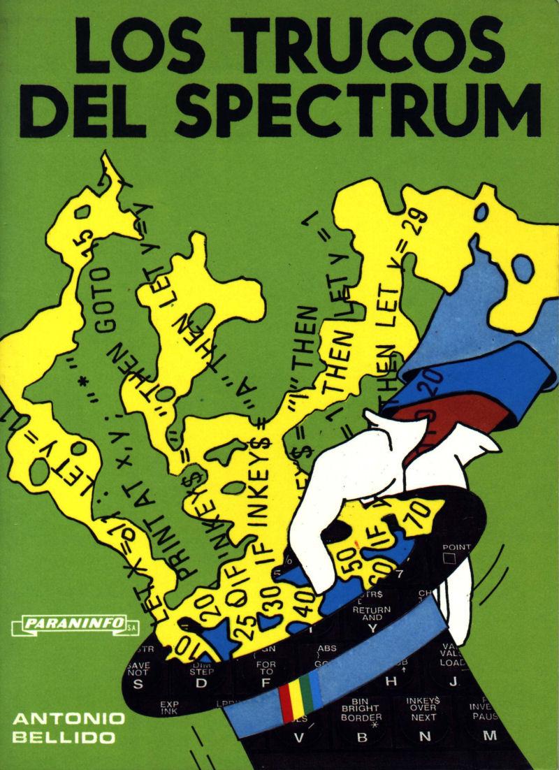 Los Trucos del Spectrum image, screenshot or loading screen