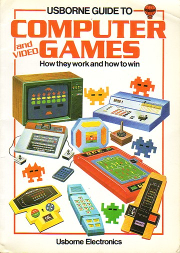 Usborne Guide to Computer and Video Games screen