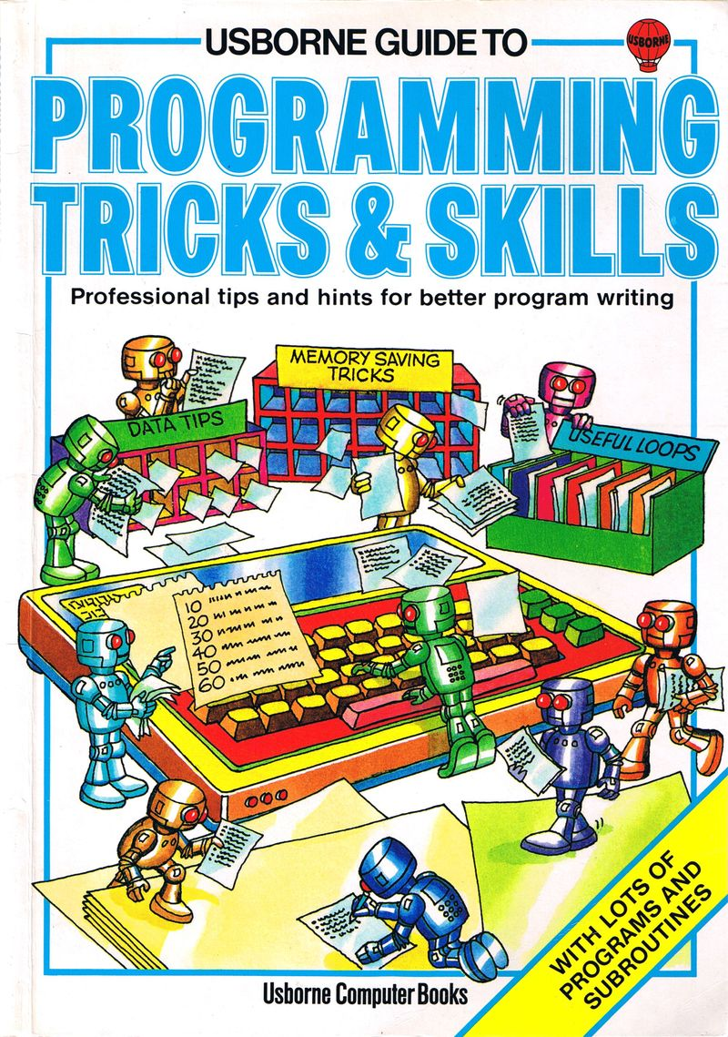 Usborne Guide to Programming Tricks & Skills image, screenshot or loading screen