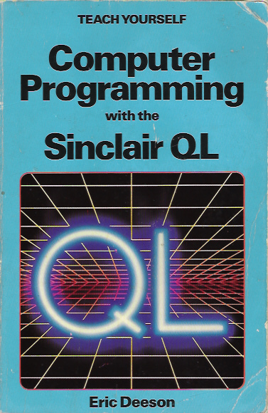 Using Your Sinclair QL screen