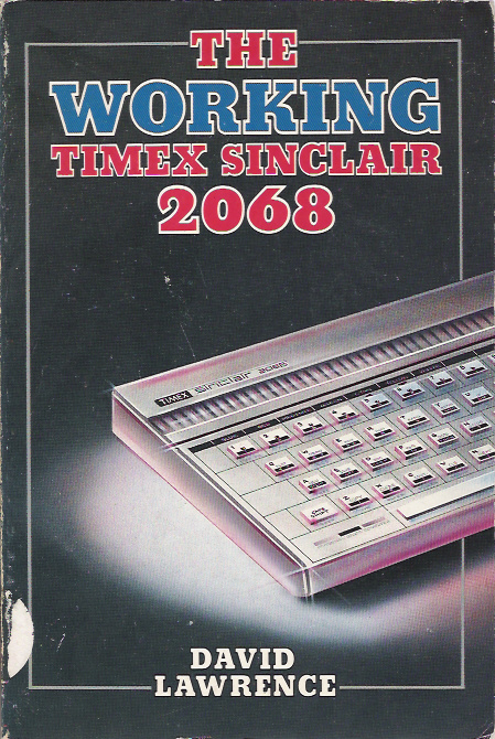 The Working Timex Sinclair 2068 image, screenshot or loading screen