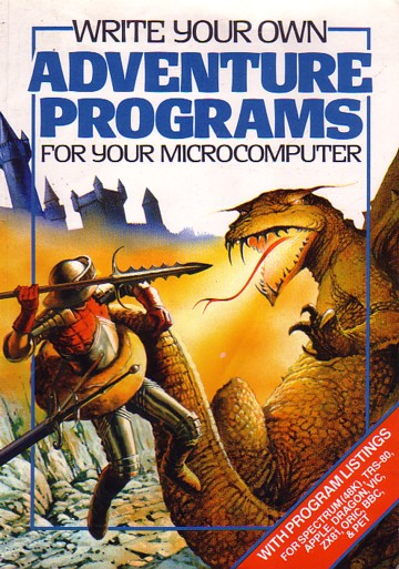 Write Your Own Adventure Programs for Your Microcomputer image, screenshot or loading screen