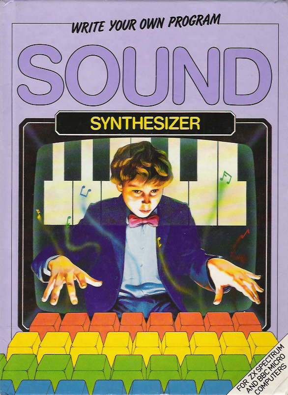 Write Your Own Program: Sound - Synthesizer screen