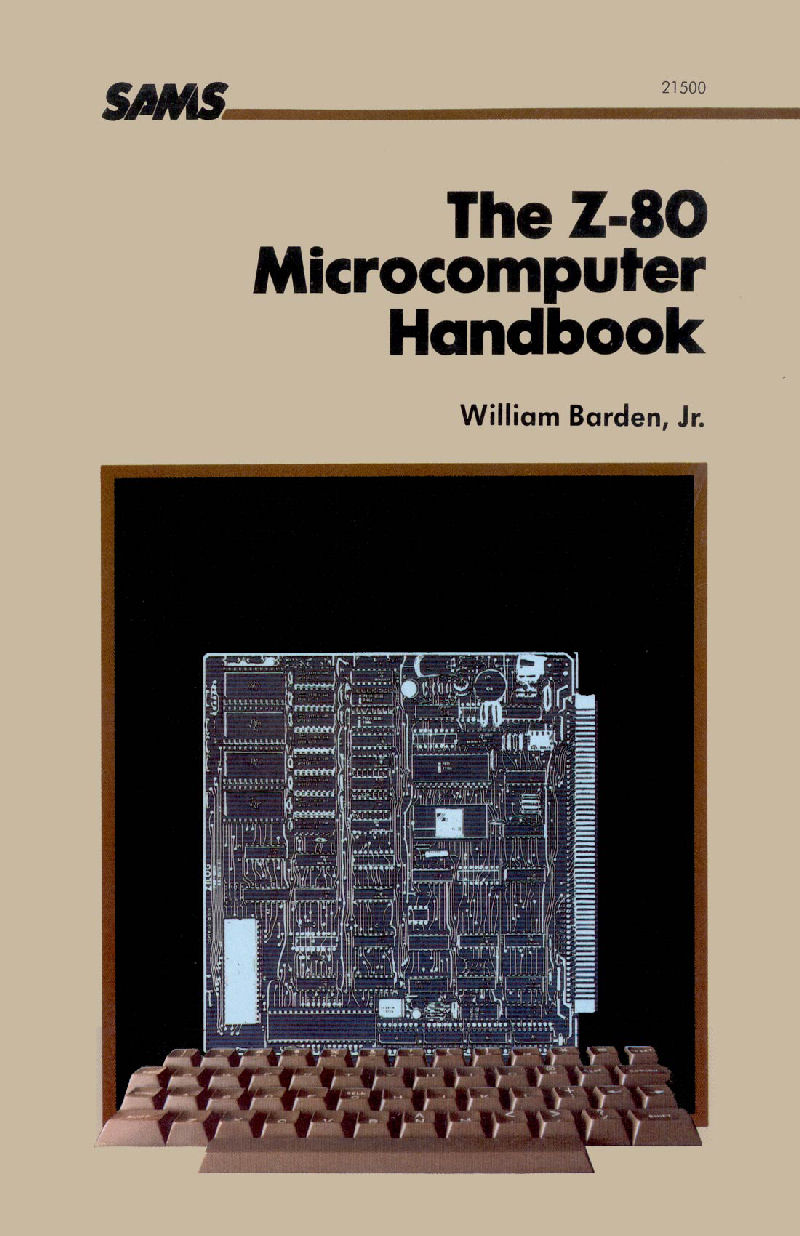 The Z-80 Microcomputer Handbook image, screenshot or loading screen