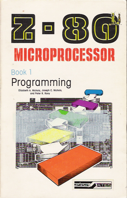 Z-80 Microprocessor image, screenshot or loading screen
