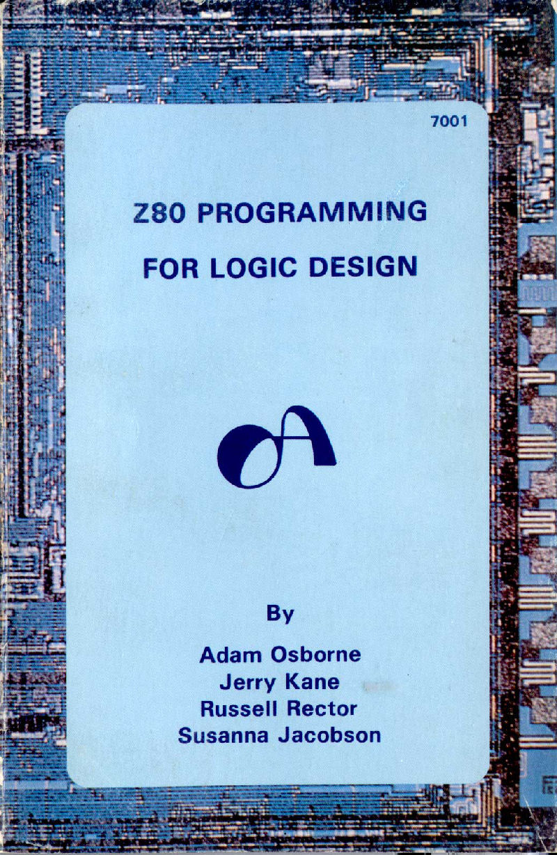 Z80 Programming for Logic Design image, screenshot or loading screen