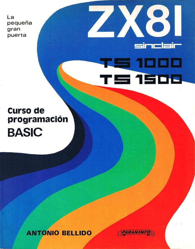 ZX81: Curso de Programacion BASIC image, screenshot or loading screen