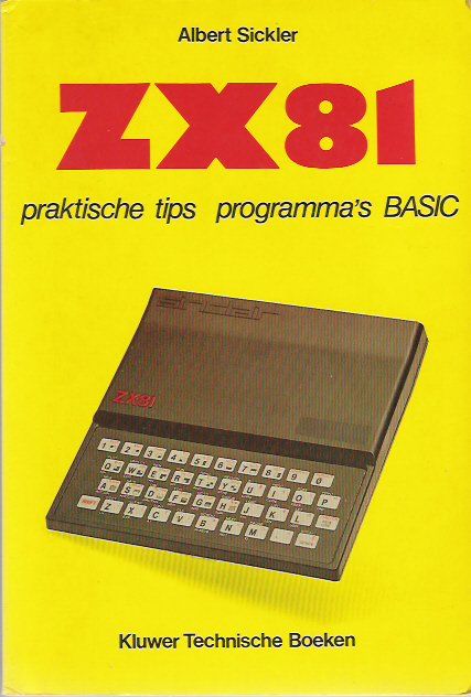 ZX81: Praktische Tips, Programma's, BASIC image, screenshot or loading screen