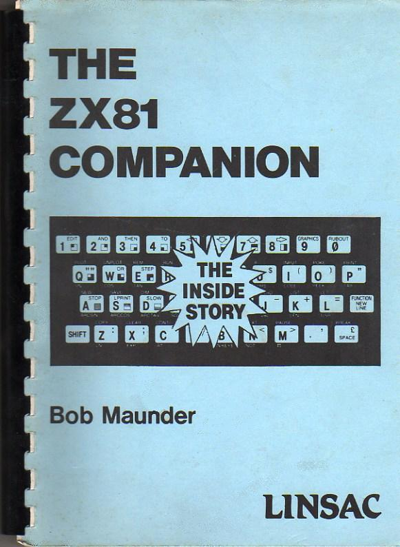 The ZX81 Companion image, screenshot or loading screen