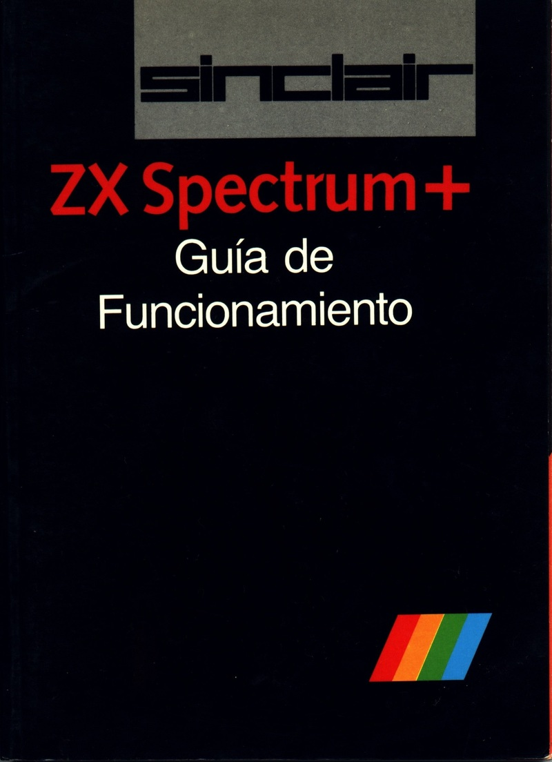ZX Spectrum+ User Guide image, screenshot or loading screen