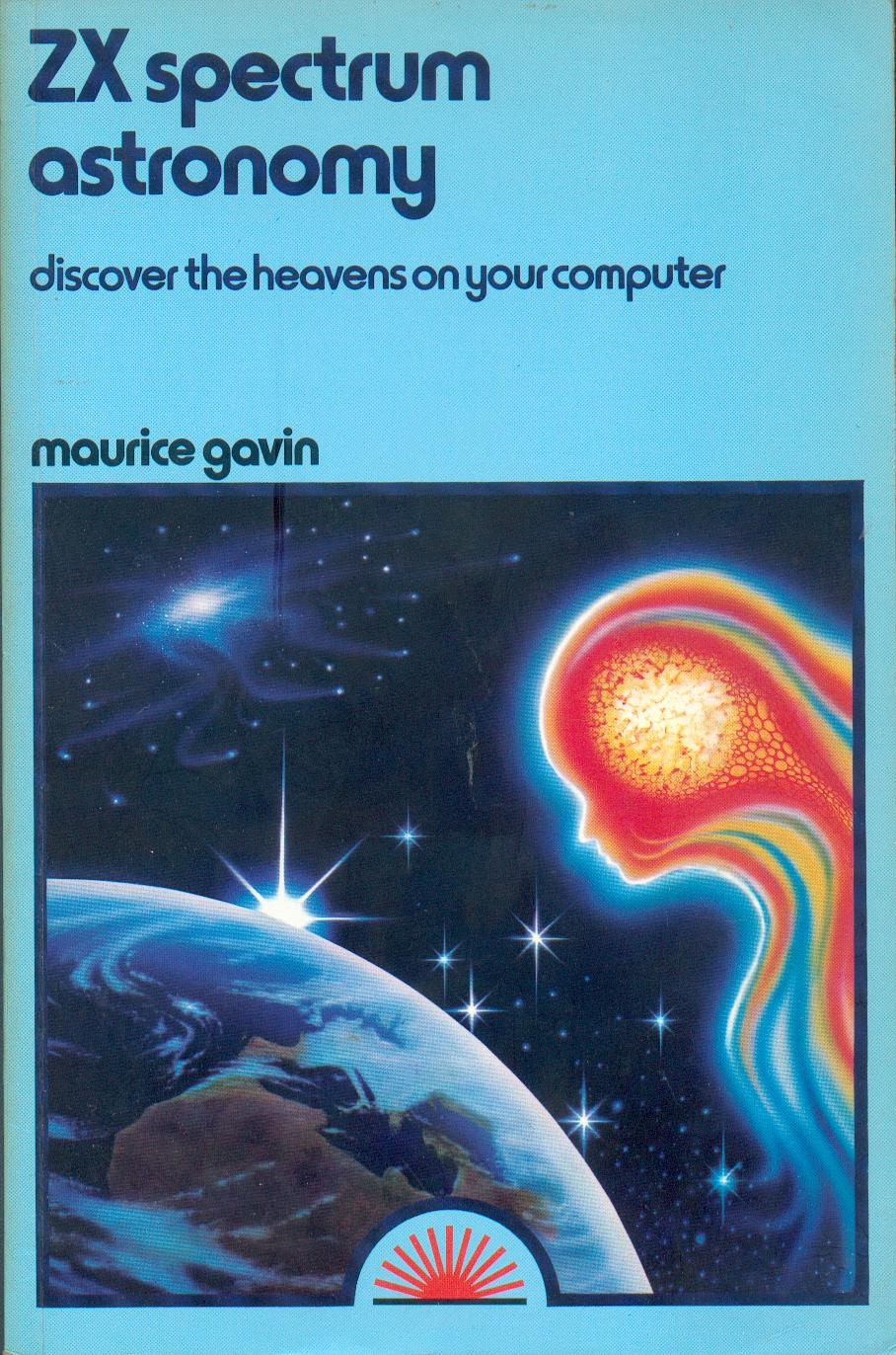 ZX Spectrum Astronomy: Discover the Heavens on Your Computer image, screenshot or loading screen