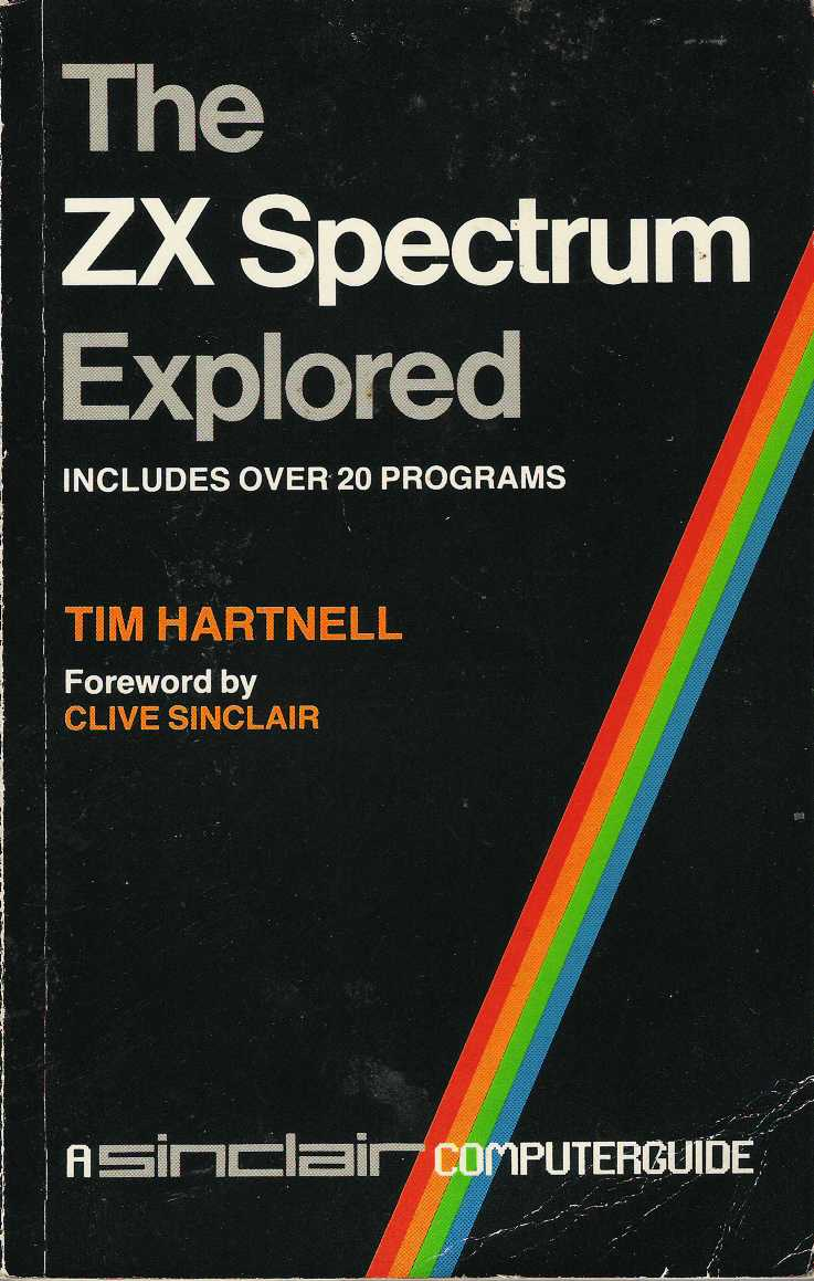 The ZX Spectrum Explored image, screenshot or loading screen