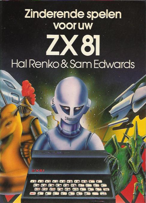Zinderende Spelen voor Uw ZX81 screen