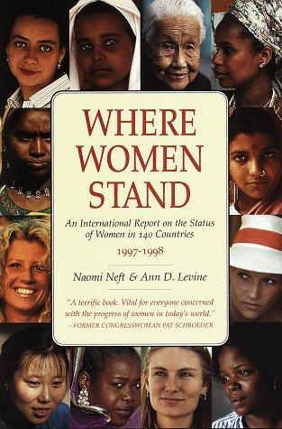 Where women stand by Naomi Neft