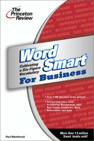 Word smart for business by Paul Westbrook