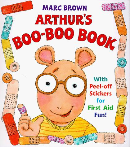 Arthur's boo-boo book by Marc Tolon Brown