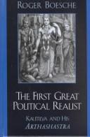 The First Great Political Realist by Roger Boesche