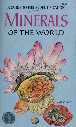 Minerals of the world by Charles A. Sorrell