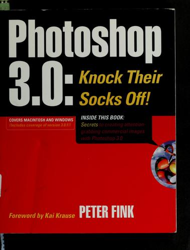 Photoshop 3.0 by Peter Fink