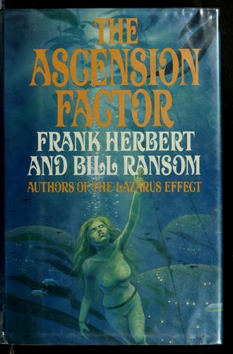 The ascension factor by Frank Herbert