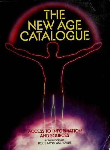 The New Age Catalogue by Psychic Guide Magazine