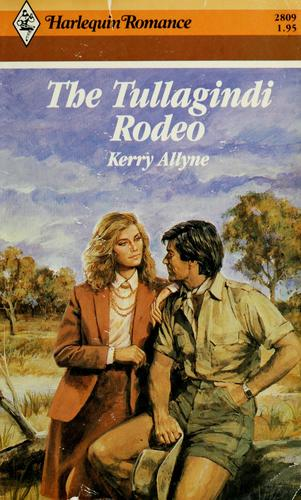 Tullagindi Rodeo by Kerry Allyne