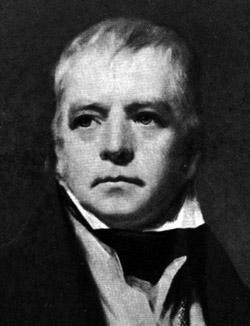 Photo of Sir Walter Scott