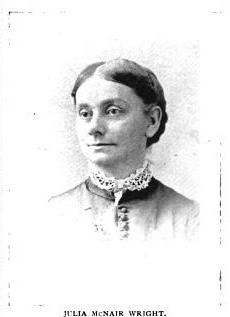 Photo of Julia McNair Wright